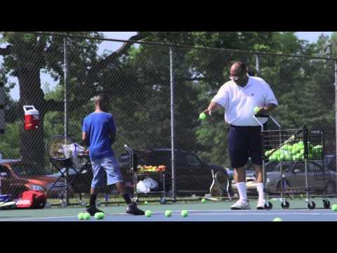 Scenic Stops: Parker Tennis Camp (Toledo, Ohio)