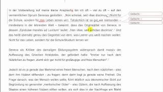 Korrektur und Lektorat im Dokument (MS Word) - Teil 1(Im Teil 1 wird gezeigt, wie eine Textseite am Bildschirm korrigiert und lektoriert wird. http://www.diplomarbeit-lektorat.de/, 2010-06-02T09:35:13.000Z)