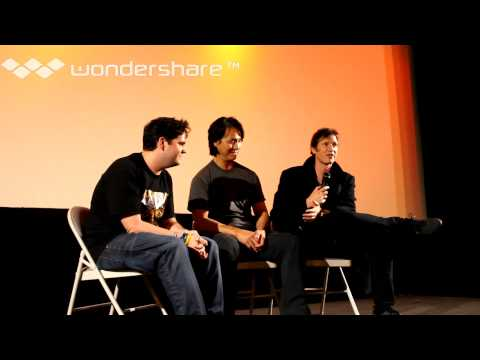Mortal Kombat 20th Anniversary QA with Paul W.S. Anderson and Robin Shou!