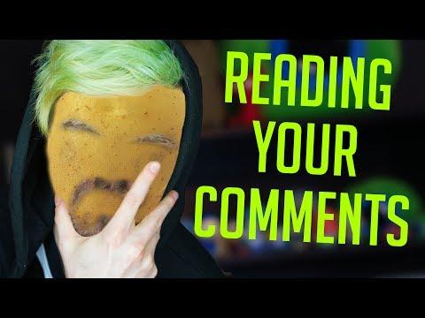 MR. POTATO MAN | Reading Your Comments #104