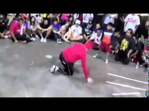 Showdown  8yrs old pinoy kid  vs  Adult
