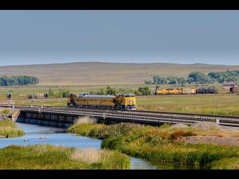 9-20-14: Railfanning North Platte, NE
