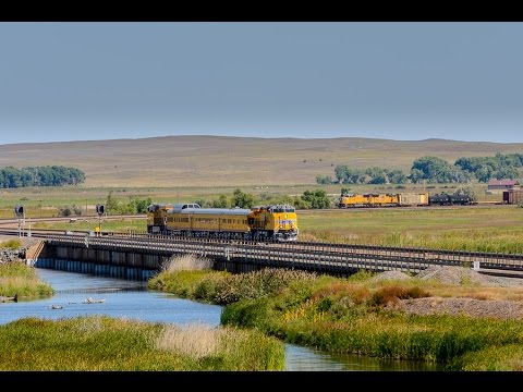 While out in Nebraska for the North Platte Railfest, I was able to spend the Saturday out west and e...