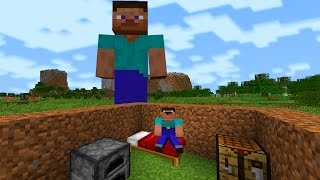 NOOB VS. O GIGANTE (MINECRAFT)