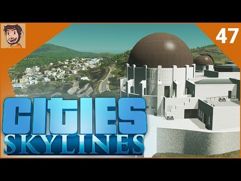 Cities: Skylines - Part 47 | MANSIONS