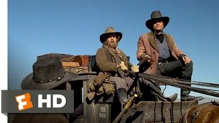 Stagecoach (3/11) Movie CLIP - I Didn't Figure on You at All (1986) HD