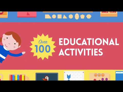 Montessori Preschool, The Most Comprehensive Educational App For Children From 3 To 7 Years Old