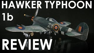 Airfix Typhoon 1b Review Model Aircraft