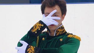 Дмитрий Алиев Короткая программа Кубок России по фигурному катанию 2020 21 Третий этап