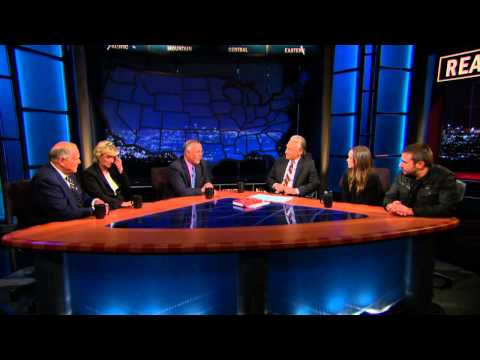 Real Time With Bill Maher: Overtime - Episode #207