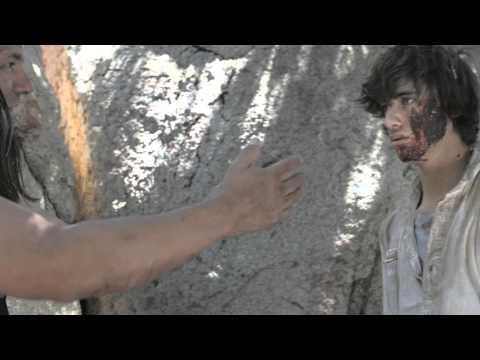 A Sierra Nevada Gunfight film clip / Apache Actor Ruben H. Chato Jr. role of Yellow Bear.