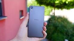 Review: Sony Xperia X (Deutsch) | SwagTab