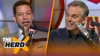 Chris Broussard on the Cavs