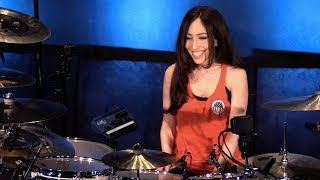 Download TWELVE FOOT NINJA - ONE HAND KILLING - DRUM COVER BY MEYTAL COHEN Mp3 and Videos