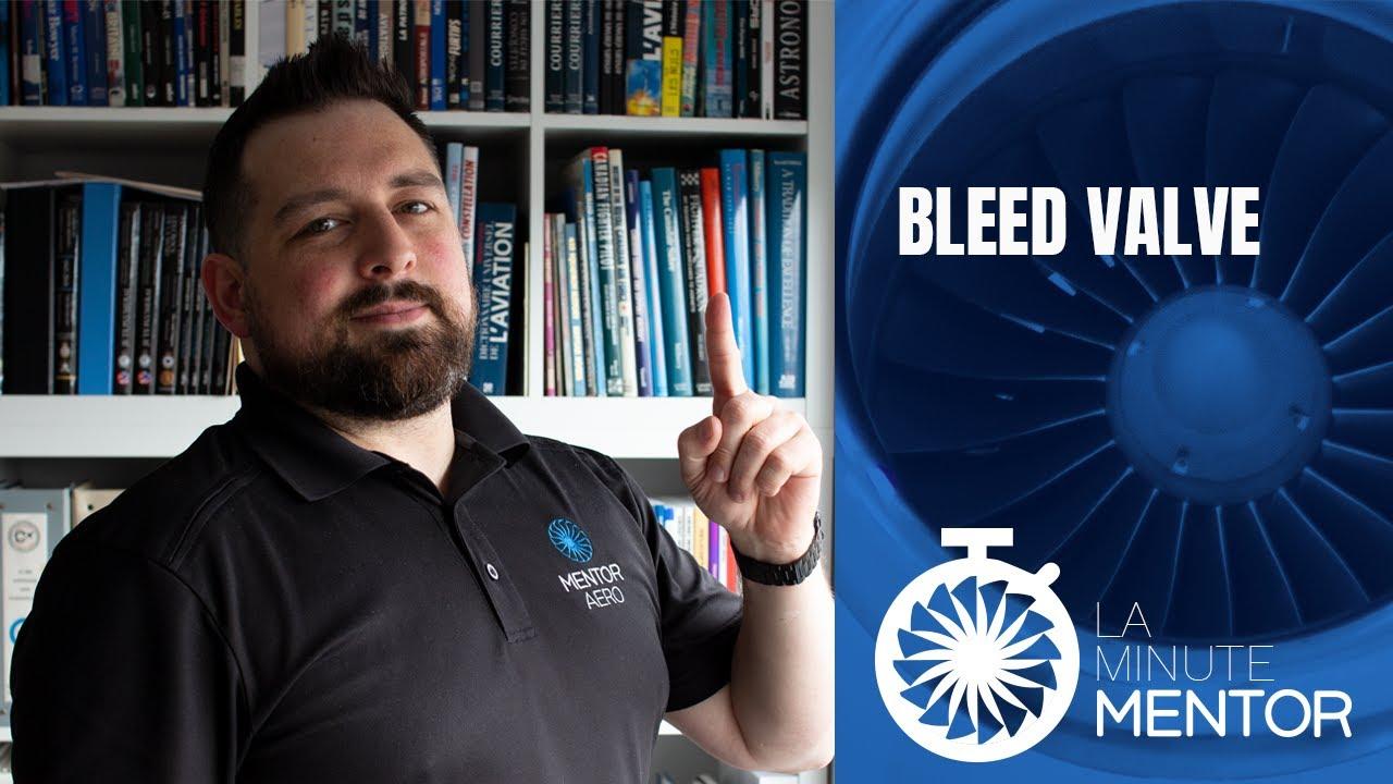Minute Mentor #004 - Bleed valve