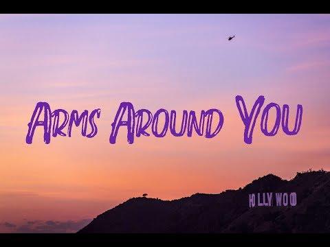 XXXTENTACION feat Lil Pump Swae Lee Maluma - Arms Around You Lyrics Video