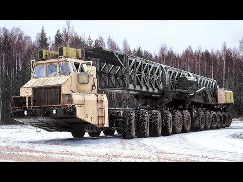 Los 10 Mejores Veh�culos Militares de Rusia