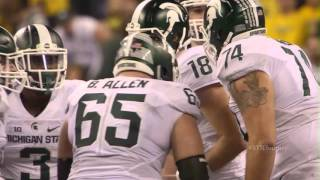 The Journey: Big Ten Football 2015 - Iowa vs. Michigan State Championship Game  Feature