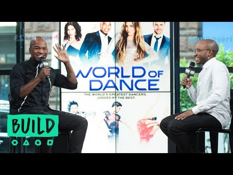 "NE-YO Talks About The Show ""World Of Dance"""