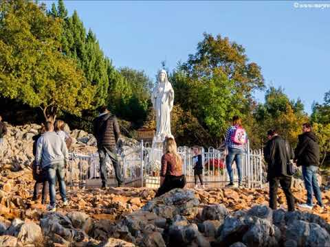 Medjugorje - Eucharistic Adoration Live - November 2, 2017 message to Mirjana!
