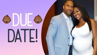 When Is Kenya Moore Baby Due? 👶🏾
