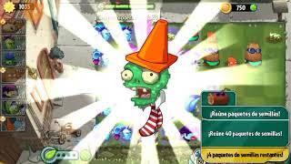 196.-plantas vs zombies 2 ( parte 196) carlos sg21