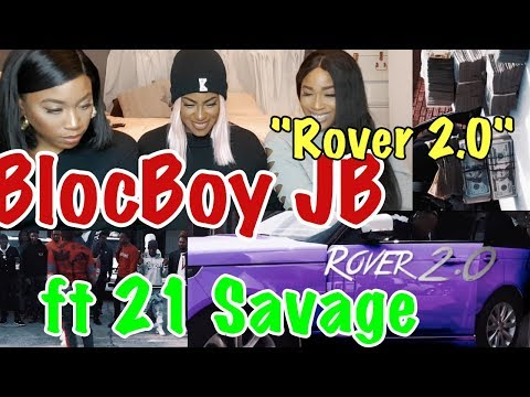 """BlocBoy JB """"Rover 20"""" ft 21 Savage Reaction"""