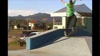 Downhill bike and skate - bolacha!