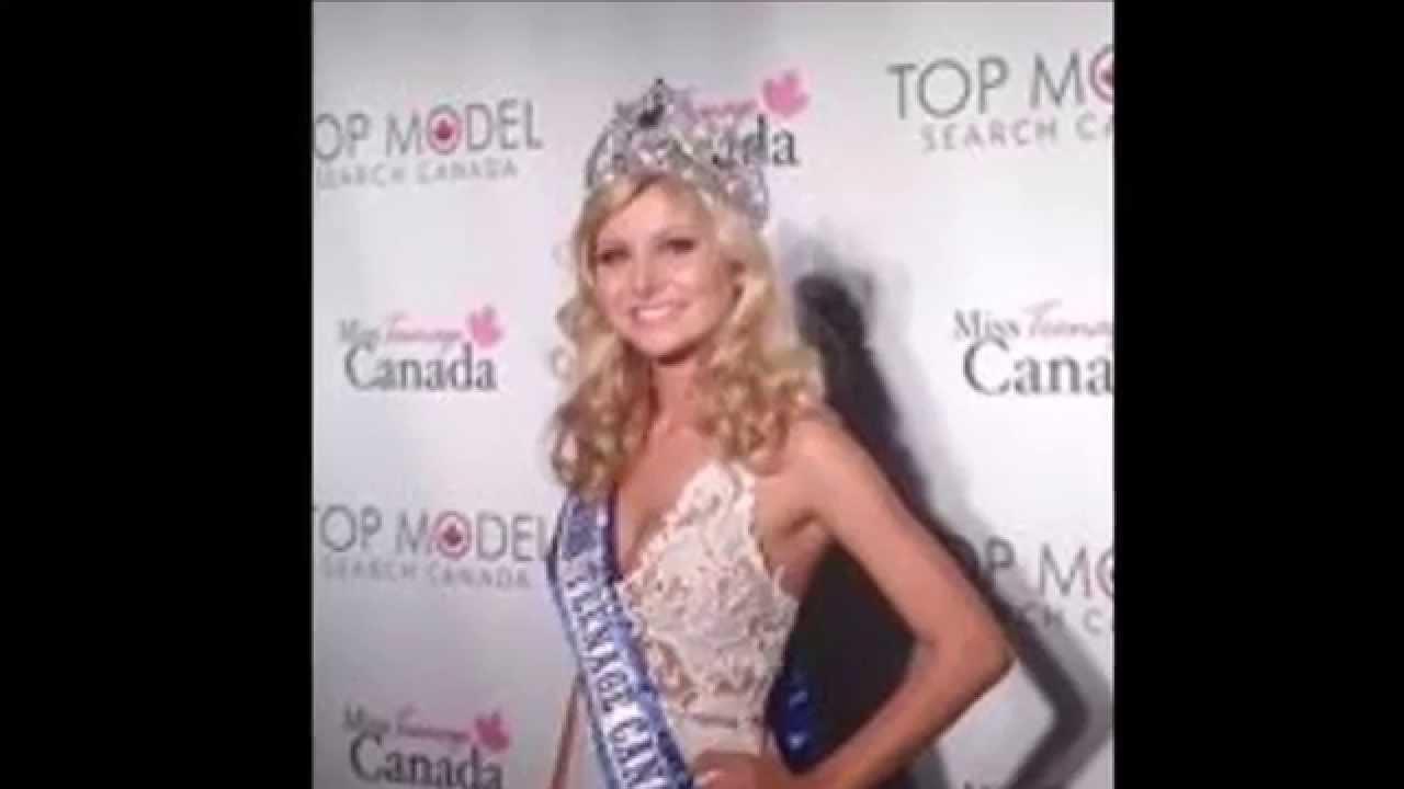 Emma Morrison is 2017 Miss Teenage Canada | Miss Teenage
