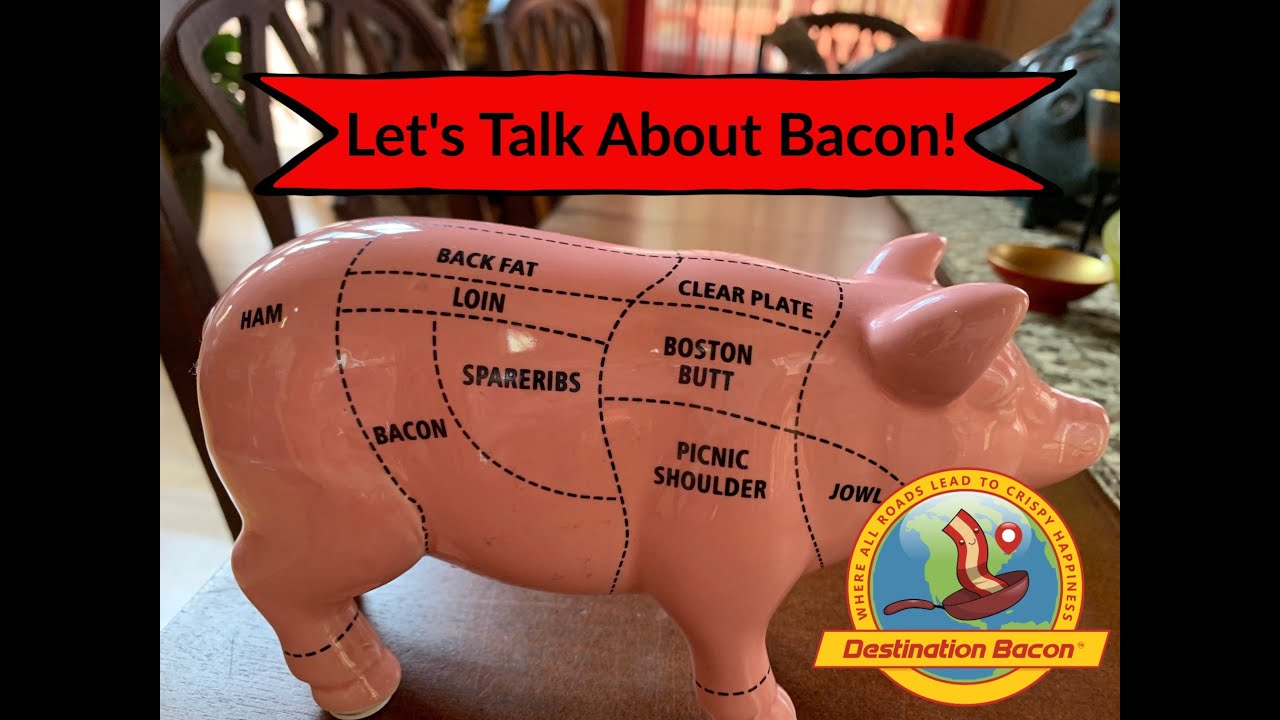 Let's Talk About Bacon!