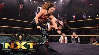 Raquel Gonzalez vs Jessi Kamea WWE NXT Aug 31 2021