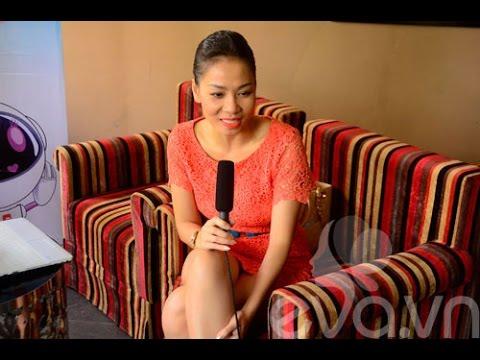 Thu Minh nói tiếng Anh