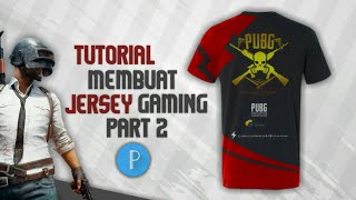 Tutorial membuat jersey gaming keren di PixelLab || TUTORIAL PIXELLAB || PART 2