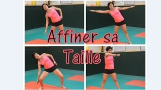 [Affiner sa taille n°1]: Exercices Fitness BODY CHALLENGE