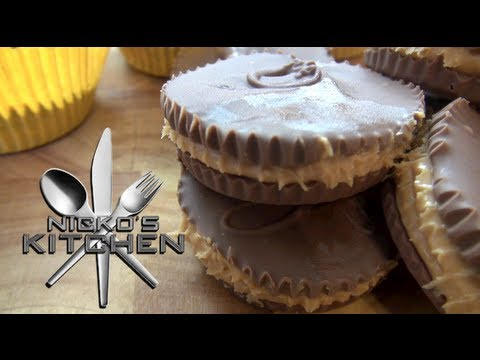 REESE'S PEANUT BUTTER CUPS - Nicko's Kitchen