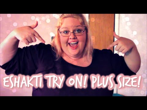 d9a1ab1ee46 ESHAKTI TRY ON! - PLUS SIZE EDITION! by CourtneyWithLove