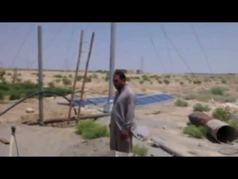 Wind and Solar for irrigation in Afghanistan