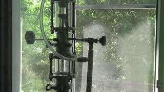 Фото Ароматный дистиллят на узле отбора по жидкости