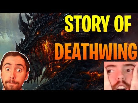 Asmongold Reacts to 'The True Story of Deathwing' by Nixxiom - World of Warcraft