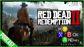 Red Dead Redemption 2 Trailer Reaction - My Xbox And Me Episode 131