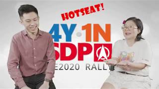 GE2020 #4Y1N Hotseat - Conversation with Neo Swee Lin