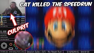 Bad Luck In Speedrunning #11