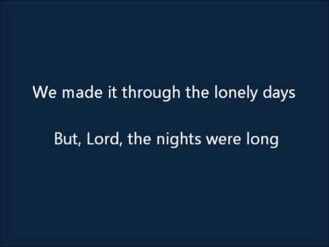 B.J. Thomas - Rock and Roll Lullaby (lyrics).wmv