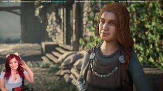 Assassin's Creed Valhalla - LIVE Let's Play - The Pillage People