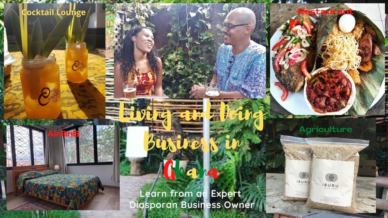 Entrepreneurship in Accra Ghana the Do's and Don'ts!| Settling in Ghana|Ghana Vlog