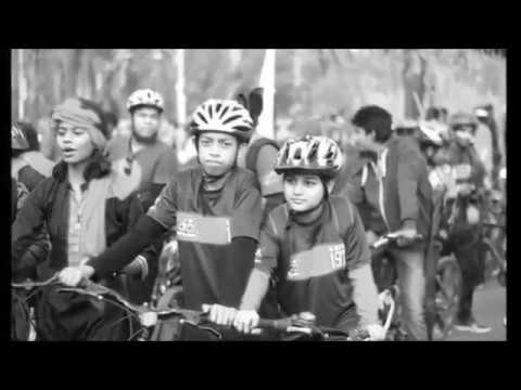 Victory Day Cycle race 2017 in dhaka
