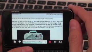 Nokia N900 - 1/2