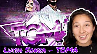 Baixar Luísa Sonza, MC Zaac - TOMA (REACTION!)
