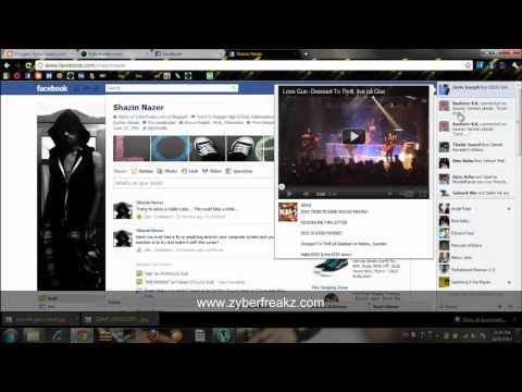 Facebook Ticker Bar Review