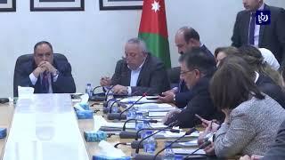 """""""العمل النيابية"""" تسجل تحفظها على تعامل الحكومة بقضية الشركة الأردنية السورية - (11-3-2018)"""